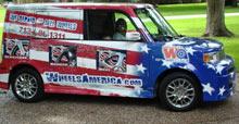 Wheel Repair Pickup & Delivery Scion